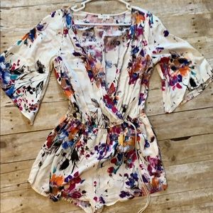 Umgee size small romper